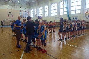 SP nr 5 w Kartuzach wygrała gminne Igrzyska Młodzieży Szkolonej w Koszykówce Dziewcząt