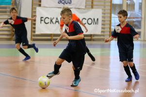 W sobotę rozstrzygające kolejki Junior Futsal Ligi w Kiełpinie