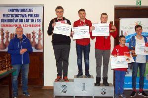 Paweł Teclaf został wicemistrzem Polski i mistrzem międzynarodowym
