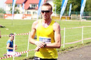 Łukasz Kujawski wraca do czołówki. Zawodnik GKS-u Żukowo sześc sekund za podium w mistrzostwach Polski na 10 km w Gdańsku