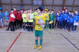 Somonino Cup. Zwycięstwo Pomorzanina Gdynia w turnieju rocznika 2009