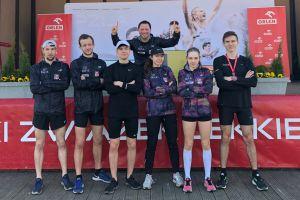 Indywidualne i drużynowe medale biegaczy GKS-ów w przełajowych MP