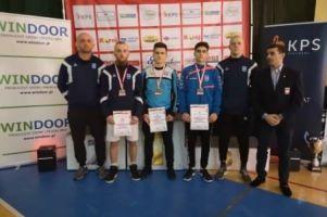 Trzy medale zawodników Cartusii Kartuzy w Mistrzostwach Polski Juniorów w Zapasach