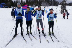 Ostatnie w tym sezonie starty narciarzy Cartusii Kartuzy w kraju i zagranicą
