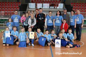 Junior Futsal Liga. Puchar Ligi zakończył sezon halowych zmagań juniorów w Kiełpinie