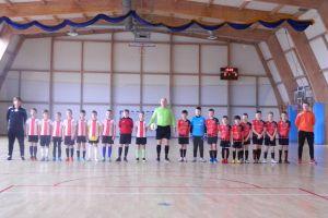 Somonino Cup. MKS Lew Lębork triumfował w turniej piłki nożnej halowej rocznika 2008