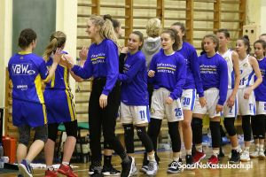 UKS Bat Kartuzy gospodarzem turnieju ćwierćfinałowego Mistrzostw Polski w Koszykówce Kobiet U16