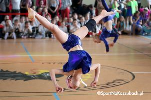 Przegląd tanecznych gatunków w turnieju Kaszubski Stolem