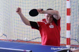 Juniorzy i seniorzy zagrali w Mistrzostwach Gminy Chmielno w Tenisie Stołowym w Miechucinie