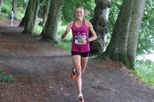 Dominika Nowakowska druga wśród kobiet w Biegu Dominika 2016 w Gdańsku na 5 km