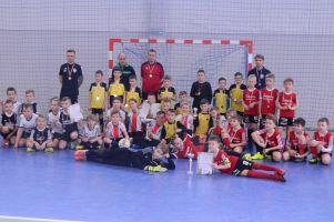 Kiełpino Cup. Zdecydowane zwycięstwo AP Marko-Gol Gdańsk w turnieju rocznika 2010