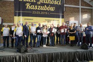 Zawodnicy z całego regionu zagrali w baśkę podczas Dnia Jedności Kaszubów w Żukowie