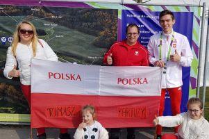 Tomasz Kurowski pobiegł w Mistrzostwach Świata w Biegach Przełajowych w Danii