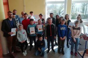 Szachiści rywalizowali o Złotą Miotłę w mistrzostwach Staniszewa