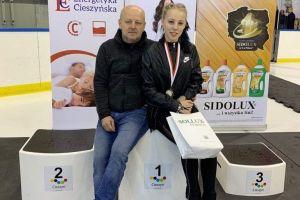 Amelia Rams z Banina została młodzieżową mistrzynią Polski