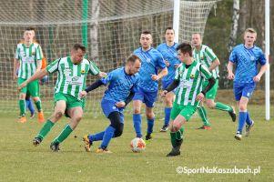B klasa. Piłkarze z Żukowa, Przyjaźni i Gowidlina zaczęli rundę wiosenną od zwycięstwa