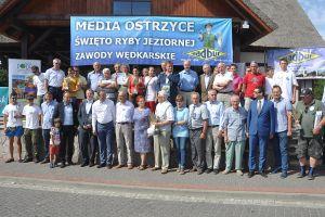 Nadchodzą zawody Media w Ostrzycach. Przyłącz się do wędkowania