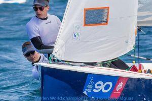 Igor Tarasiuk, żeglarz z Sierakowic: marzę o medalu mistrzostw świata za rok, a za kilka lat o starcie na igrzyskach olimpijskich