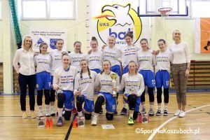 Trzy zwycięstwa i pierwsze miejsce Batu w turnieju ćwierćfinałowym MP U16 w Kartuzach