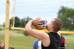 13 sierpnia drugi Turniej Piłki Siatkowej Plażowej w Żukowie