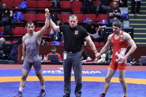 Gevorg Sahakyan awansował do finału mistrzostw Europy. W niedzielę walczy o złoto