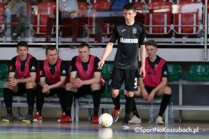 Team Lębork - Futsal Club Kartuzy. Zobacz transmisję z derbów na zakończenie sezonu I ligi futsalu