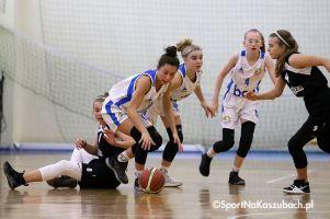UKS Bat Kartuzy odpadł w ćwierćfinale Mistrzostw Polski w Koszykówce Kobiet U14