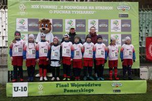 Piłkarki z Sierakowic zagrały w Turnieju Tymbarku. Przed nimi mistrzostwa młodziczek i mecz kadry