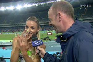 Cichocka awansowała do półfinału biegu na 1500 m w Rio