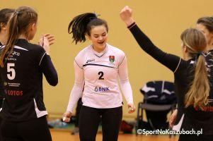 Siatkarki Wieżycy 2011 Stężyca zagrają w turnieju o awans do II ligi kobiet