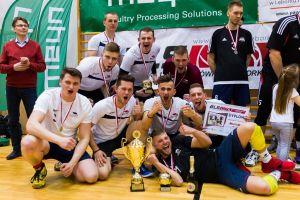 Nasz Dach Stężyca wygrał Amatorską Ligę Siatkówki w Lęborku