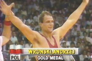 Andrzej Wroński wspomina drogę do swojego złotego medalu Igrzysk Olimpijskich w Seulu (część 1)