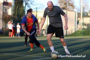 Kartuska Amatorska Liga Piłki Nożnej. Rozpoczął się nowy sezon, Graham pierwszym liderem