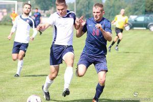 KS Mściszewice - Orzeł Trąbki Wielkie 1:0 (0:0). Zwycięstwo w pierwszym w historii meczu V ligi w Mściszewicach