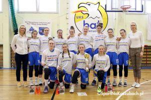 UKS Bat Katuzy zagra w Żyrardowie o finał mistrzostw Polski kadetek