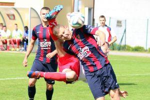 KS Chwaszczyno - Pogoń II Szczecin 2:1 (1:0). Pierwszy mecz u siebie i pierwsze punkty w nowym sezonie