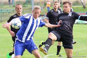 GKS Przodkowo - Bałtyk Gdynia 1:2 (1:1). Słaba gra i porażka wicemistrzów III ligi w pierwszym meczu u siebie