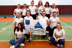 UKS Bat Kartuzy z kompletem zwycięstw wygrał półfinał Mistrzostw Polski w Koszykówce Kobiet U16