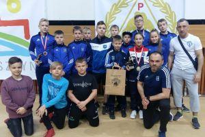 Dominika Konkel, Paweł Janzen i Wiktor Zelewski zdobyli złote medale w Olsztynie