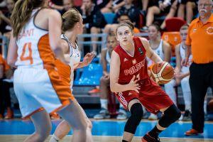 Polska z Anną Makurat zagra w finale Mistrzostw Europy w Koszykówce Kobiet U16 i awansowała do dywizji A