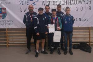 Gor Hovsepyan z Cartusii złotym medalistą Ogólnopolskiej Olimpiady Młodzieży w Zapasach