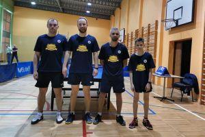 UKS Lis Sierakowice mistrzem II ligi tenisa stołowego. Zespół rezerw także na podium