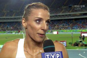 Dziś w nocy Angelika Cichocka pobiegnie w półfinale w Rio