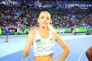 Angelika Cichocka nie pobiegnie w finale 1500 m na Igrzyskach w Rio. Zajęła ostatnie miejsce w półfinale