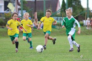 Trwa czwarty turniej RegioLigi dla dzieci i młodzieży. Początek zawodów o godzinie 10 i 13