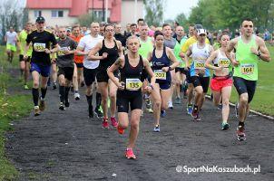 Sierakowicka '15. Ponad 300 osób ukończyło najtrudniejszy bieg cyklu Kaszuby Biegają