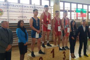 Zapaśnicy Cartusii z medalami Mistrzostw Zrzeszenia LZS i Turnieju Kwalifikacyjnego Młodziczek