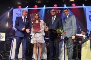 Marek Marchewicz nagrodzony, Weronika Lewandowska nominowana podczas gali Sucovia w Żukowie