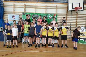 Tenisiści stołowi zagrali w 2. turnieju Gram z Pandą w Sierakowicach