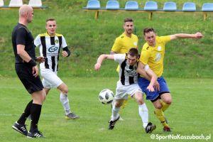 Sporting Leźno - GKS Sierakowice. Goście wygrali derby za sześć punktów